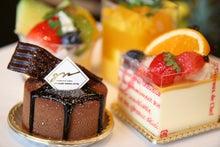 旅で泊まったホテル-チーズケーキ