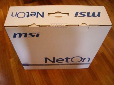 NEC特選街情報 NX-Station Blog-ネットトップ 一体型PC MSI NetOn AP1900