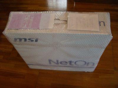 NEC特選街情報 NX-Station Blog-ネットトップ 一体型PC MSI NetOn AP1900-WH