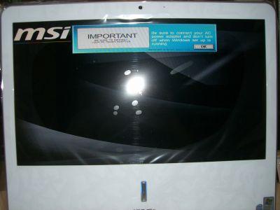 NEC特選街情報 NX-Station Blog-ネットトップ MSI NetOn AP1900