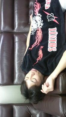 藤田伸二オフィシャルブログ「藤田伸二の男道」Powered by Ameba-寝