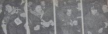 連合赤軍事件スクラップブック (あさま山荘事件、リンチ粛清事件)-1972-02-29 逮捕された犯人たち