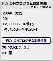 クレジットカードミシュラン・ブログ-FOP 2009.05.10