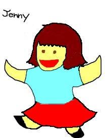 嗚呼スパイ-jenny