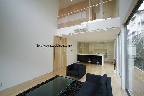 「建築家のデザインする家」~住まいと暮らしとクルマのぶろぐ~-モダン リビング