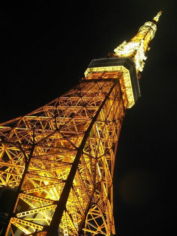 宅ひとりごはん-5/16 東京タワー1