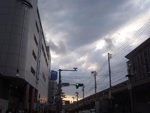 続 東京百景(BETA version)-#040 東急大井町線と西空