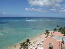 $ぴろやんの「目指せ!ハワイでほわほわ生活」-ハワイ風景1