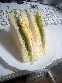 ジョニーの部屋へようこそ-サンドイッチ