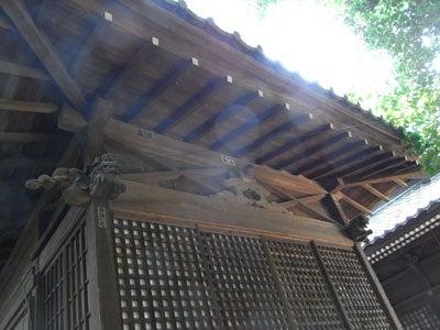 【たんぽぽの惑星】-村社 天祖神社