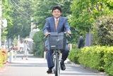 前和光市議会議員(無所属) 松本たけひろの「持続可能な改革」日記-自転車で