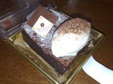 ダッシュ kajikiのブログ-チョコがたっぷり