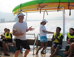 ホリデイアロハ ハワイ スタッフのブログ-dolphin06