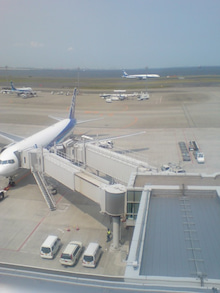 ボヤッキーのつぶやき-羽田空港