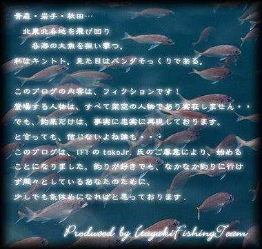 キントト 釣りblog