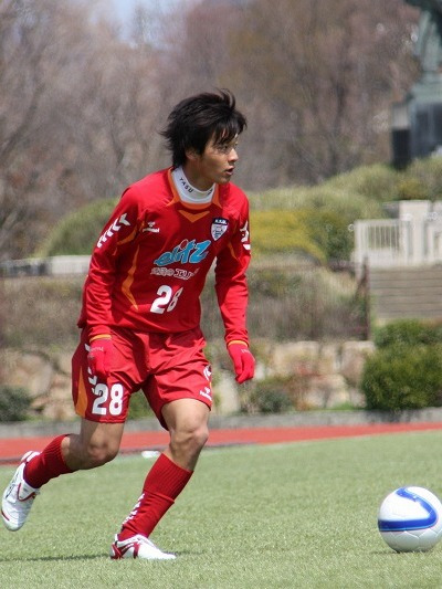 関西学生サッカーPRESS-京産 松永