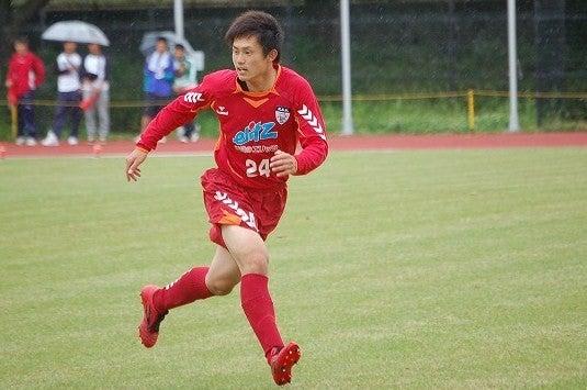関西学生サッカーPRESS-京産大 西口