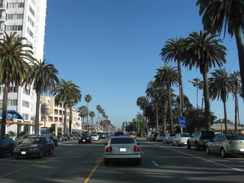 LA発のドリンク屋,「ロサンゼルスエクスプレス」スタッフのLA日記-サンタモニカ