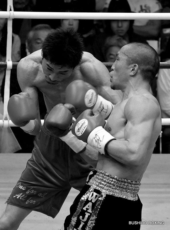 DJ TRAD 武士道ボクシング