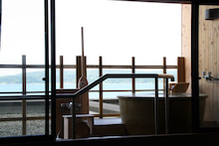 カルマンギアのある生活-客室露天風呂