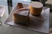 カルマンギアのある生活-ケーキ1