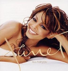 R-patrol ~新しきぼくの光と道~-JANET JACKSON / All For You