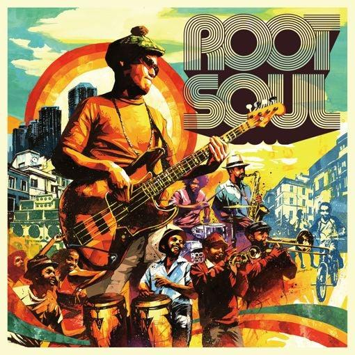 ROOT SOUL  blog-1stジャケsamll