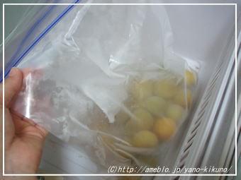 ,賞味期限,保存方法梅ジュースの作り方、梅シロップレシピ1