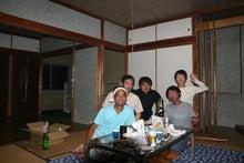 歩き人ふみの徒歩世界旅行 日本・台湾編-掃除後の宴会