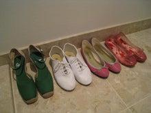 ♪子育てママがいく♪-靴