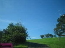 エマ美容室の[チョキ×チョキ日記]-青い空