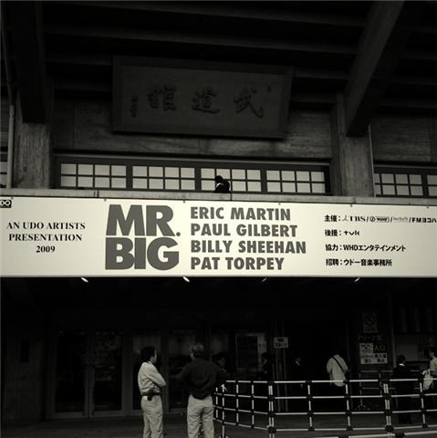 LIVE THE ROCK-mr.big