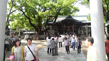 プロシスタ株式会社 代表取締役 早島貴之のブログ-石切神社