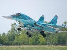 M-Cubed I 出張所-Su-34