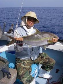 沖縄から遊漁船「アユナ丸」-釣果(21.05.23)