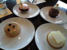 エマ美容室の[チョキ×チョキ日記]-美味しそうな、ケーキたち。