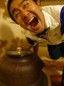 国際文化交流の活動報告-20090620_茶道勉強会27