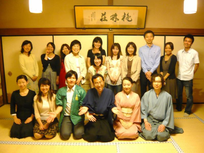 国際文化交流の活動報告-20090620_茶道勉強会30