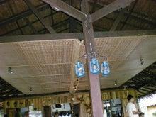 夫婦世界旅行-妻編-屋根付きカフェ