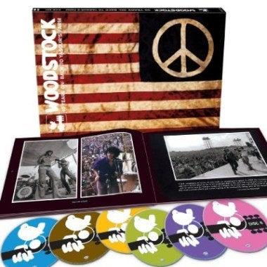 Woodstock: 40 Years on: Back to Yasgur's Farm