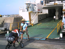 歩き人ふみの徒歩世界旅行 日本・台湾編-知多半島到着