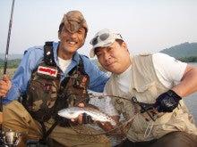 Fishing Blog OFFSHORE CRAZY! ~ 夢は一発大物!   鮪だ!鰤だ!大政だ!巨カンパだ!大鯛だ!なんでもこ~い!-おれ