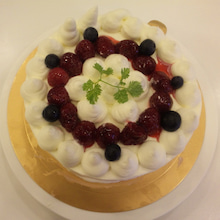 ちーママのブログ-ケーキ