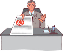 著作権 侵害・違反を考える-契約書