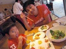 おかずブログ-YYグリルで夕食、うま~い!