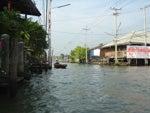 タイ旅行 サワディー カー-水上マーケット13