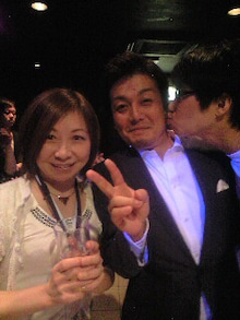 五十嵐映子 オフィシャルブログ 「さすらいびと~あなたの耳に届けたい~」-山田チーフマネージャーと.jpg