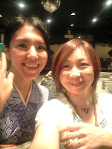 五十嵐映子 オフィシャルブログ 「さすらいびと~あなたの耳に届けたい~」-薫子姉さんと.jpg
