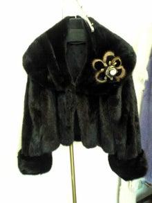 大木毛皮店ギタバカ工場長の毛皮修理リフォーム専門ブログ-ミンク ジャケット リフォーム