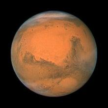私の頭の中の宇宙人-火星